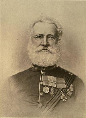 Joseph Anderson (Commandant) - Lt. Col. Joseph Anderson