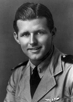Joseph P. Kennedy Jr. - Joseph P. Kennedy Jr., U.S. Navy (c. 1942)