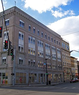 Luckey, Platt & Company Department Store