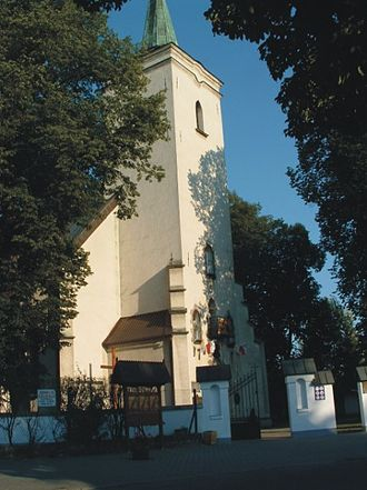 Sanctuary of Our Lady of Ludźmierz - The church housing Our Lady of Ludźmierz