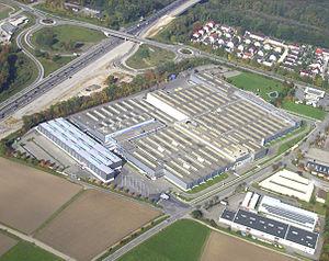 Wanzl (Company) - Plant IV in Leipheim