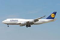 D-ABVM - B744 - Lufthansa