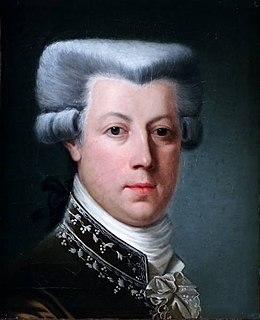 Italian duke