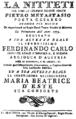 Luigi Gatti - Nitteti - titlepage of the libretto - Mantua 1773.png