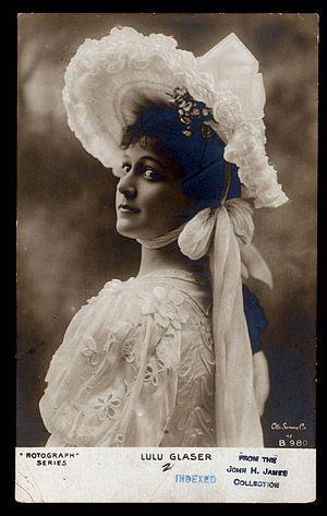 Lulu Glaser - Image: Lulu Glaser