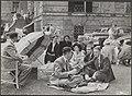 Lustrum Utrechts Studenten Corps. Picknick op het landgoed Beverweerd bij Houten, Bestanddeelnr 056-0991.jpg