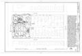 Luther Burbank House, Gardens, 200 Santa Rosa Avenue, Santa Rosa, Sonoma County, CA HABS CAL,49-SANRO,4-B- (sheet 4 of 7).png