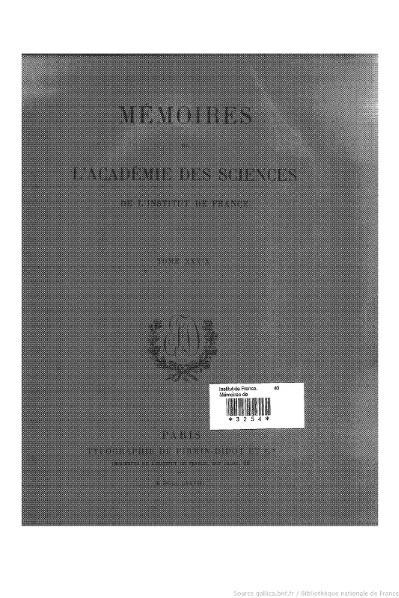 File:Mémoires de l'Académie des sciences, Tome 40.djvu