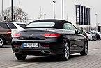 Münster, Beresa, Mercedes-Benz C-Klasse Cabrio -- 2018 -- 1773.jpg