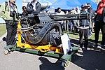M61A2 Vulcan Lippujuhlan päivän 2017 kalustoesittely 2.JPG