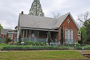 National Register of Historic Places listings in Noxubee County, Mississippi - Image: MAUDWIN, MACON, NOXUBEE COUNTY