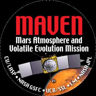 MAVEN Mars orbiter