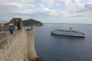MF Dubrovnik in Dubrovnik, 2008 (2).JPG