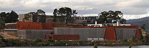 English: MONA - Hobart, Tasmania