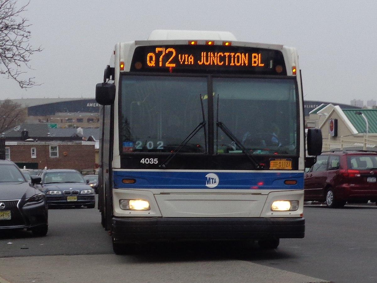 Q72 (New York City bus)   Wikipedia