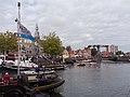 Maassluis, de Grote Kerk RM26609 positie1 vanaf de Haven tijdens de Furiade IMG 4204 2016-10-01 11.50.jpg