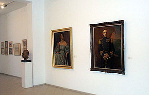 Art Gallery of the Society for Macedonian Studies - Image: Macedonian Museums 71 Pinakothiki EMS 309