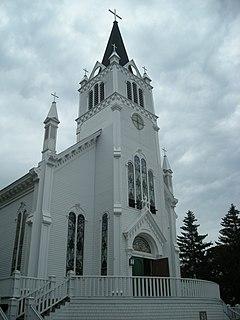 Sainte Anne Church (Mackinac Island)