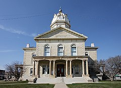Madison County, Iowa Courthouse