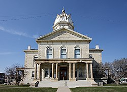 Madison County Courthouse in Winterset