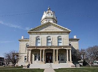 Winterset, Iowa City in Iowa, United States