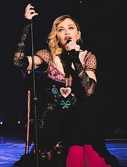 Мадонна (певица) — Википедия бритни спирс википедия