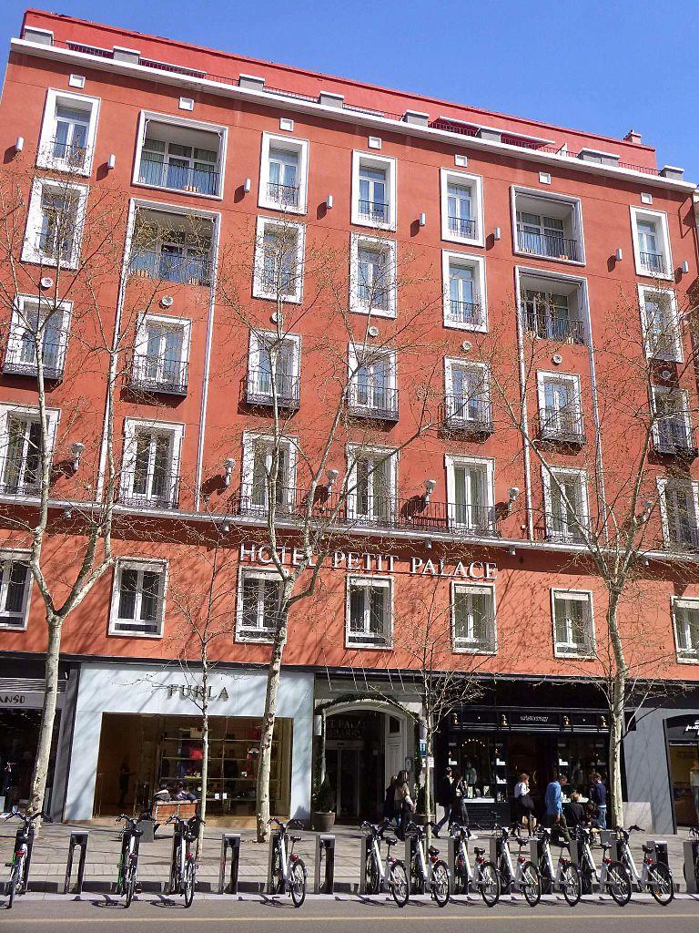 Hotel Petit Palace Ruzafa Valencia