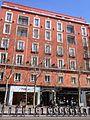 Madrid - Calle Serrano, Hotel Petit Palace Embassy Serrano (Serrano 46).JPG