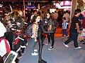 Madrid Games Week, cosplay, Madrid, España, 2015.JPG