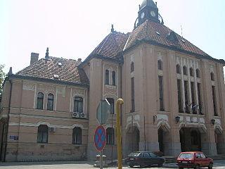 Kanjiža Town and municipality in Vojvodina, Serbia
