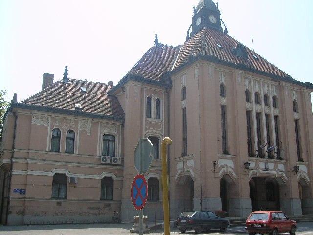 Magyarkanizsa városháza