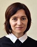 Maia Sandu: Age & Birthday