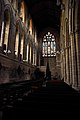 Main Avenue Inside Hexham Abbey seeing from inside - panoramio.jpg