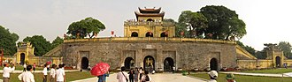 Revival Lê dynasty - Image: Main Gate Citadel of Hanoi