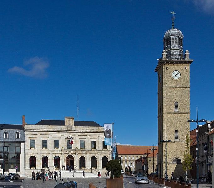 Mairie and Belfry of Gravelines