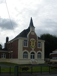 The town hall of Arleux-en-Gohelle