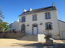 Mairie de Lanneuffret, Finistère 01.jpg