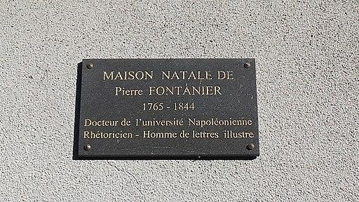 Maison natale Fontanier 2