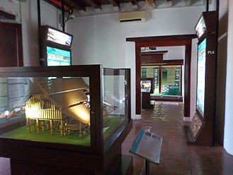 Malaysia Architecture Museum - Malaysia Architecture Museum exhibition hall