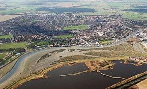Maldon, Essex - Image: Maldon 060309 2