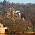 Malhotra Residence on Barton Pond, 3318 Windshadow Drive, Ann Arbor Township, Michigan - panoramio.jpg