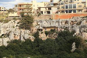 Cave dweller - Cave dwellings in Mellieħa, Malta
