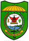Official seal of Mandailing Natal Regency