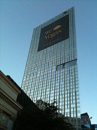 Waldorf Astoria Las Vegas - Image: Mandarin Oriental Las Vegas