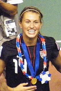 Mandy Laddish association football player