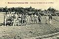 Manoeuvres de Forteresse 1906 - Establisement du Chemin de fer par les Artilleurs.jpg