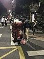 Mantou and Baozi Seller at Lane 72, Yanshoui Street, Taipei in Night 20170508.jpg