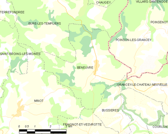 Map commune FR insee code 21063.png