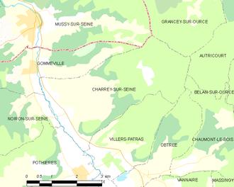 Route De Mussy La Ville   Saint L Ef Bf Bdger