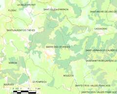 Map commune FR insee code 48019.png